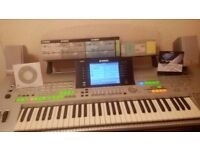 yamaha tyros1 work station exellent condition