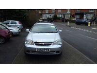 Chevrolet Lacetti SX Estate Reduced For Quick Sale £2650 ONO Wolverhampton Private Hire Plated