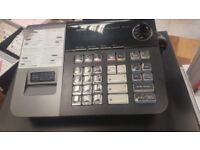 Casio cash register for sale. Excellent condition. £50 ono