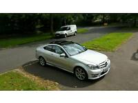 Immaculate Mercedes-Benz c250 cdi blueefficiency AMG Sport2011 for sale