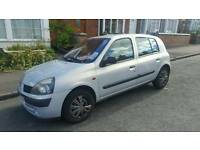 Renault Clio 1.2 Expression 5 door 2003
