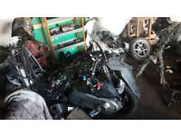 Piaggio Beverly 350 breaking for spares