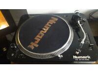 Numark turntable tt-100
