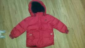 Kids timberland jacket