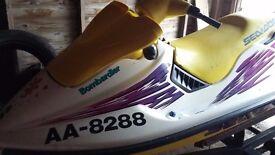 jet ski hulls