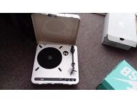 ION iPT-01 Portable Turntable
