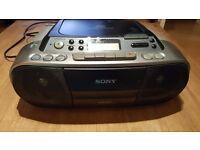 Sony radio/cd player