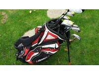 Set of golf clubs FOR SALE Inc Nike and Calkaway