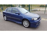 Diesel 2004 Vauxhall Astra 1.7CDTI 10 Month MOT Full Service History   Cards Accepted 