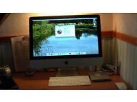 Apple i.Mac Desktop Computer In Excellent Condition