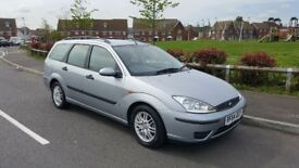 2004 Ford Focus 1.8 TDdi LX 5dr (sun roof) / 1 OWNER / F/S/H/ CAMBELT DONE