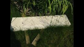 Purbeck stone lintel