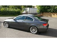 2007 BMW 335i Coupe FSH