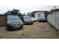 10/12 Car Storage Parking Space / Unit / Yard with Office - Ideal for Insurance Firm / Car Sales