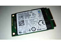 SAMSUNG SSD PM851 mSATA 128GB - Not used. Removed for upgrade.