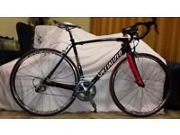 **UNUSED** Specialized Tarmac Expert. SL3 Carbon Framed Race Bike.