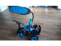 little tikes blue bike
