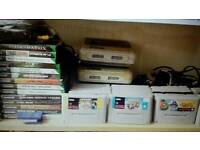 NINTENDO NES SNES N64 GAME CUBE/BOY CONSOLES GAMES AND ACCESSORIES WANTED BY LOCAL COLLECTOR