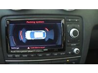 Genuine Audi RNS-E Sat Nav RNSE Navigation for A3 S3 or RS3
