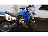 250 cc. Cross bike. MINT!!!! 07922306951