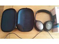Bose Quiet Comfort 25 Acoustic Noise Cancelling Headphones For Sale
