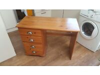 Solid Wooden Desk for Sale