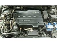 Honda accord 2.2 cdti