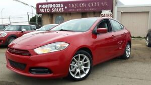 2013 Dodge Dart SXT/Rallye Turbo Alloys