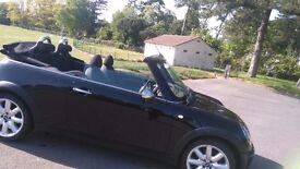 Mini one convertible