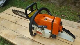 Stihl 024 Chainsaw