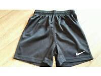 Nike sports shorts age 7-8