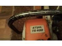 Stihl stone cutter