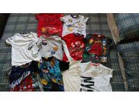 Boys TShirt Bundle Size 7/8
