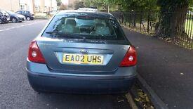 2002 FORD MONDEO 1.8 petrol