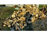 Bargain Firewood Hardwood Logs