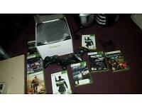 Xbox 360 boxed 250gb console