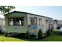 8 berth static caravan to rent in Ingoldmells Skegness