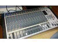 Phonic DJ Mixer board