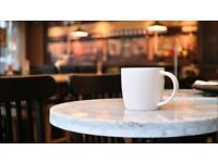 Barista Wanted for newly opening Coffee shop in West Hampstead