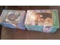 *** FREE *** Poldark Original Series 8 x VHS VIDEO TAPES