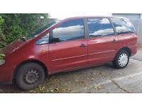 VW Sharan automatic 7 seater
