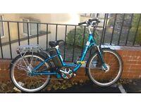 Smarta Electric bike LX8