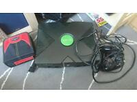 Wanted for trade My Xbox original plus 27 games for 3Ds