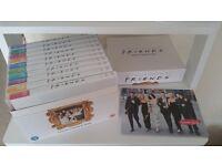 Friends full box set 10 seasons