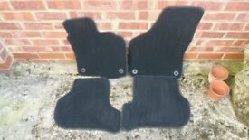 Volkswagen Golf Mk6 (Poss Fit Mk5 Too) Genuine Vw Mat Set - NEW