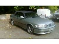 Saab 9-3 convertible automatic 2.0L petrol # NO SILLY OFFERS #