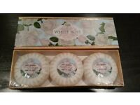 White Rose bath soap (new)