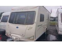 Bailey Senator Series 6 Vermont - 2 Berth Touring Caravan