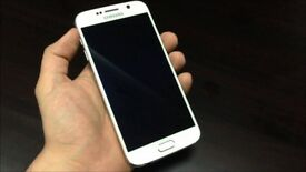 LIKE NEW WHITE SAMSUNG GALAXY S6 32GB UNLOCK