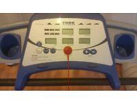 York Fitness Motorised Folding Threadmill